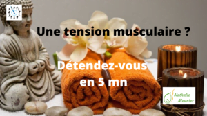 Nathalie Meunier coach relaxation musculaire